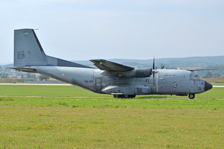 Transall C-160R - R208 operated by Armée de l´Air (French Air Force)