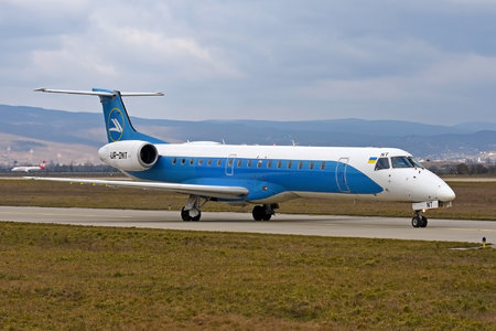 Embraer ERJ-145LR - UR-DNT operated by Windrose Airlines