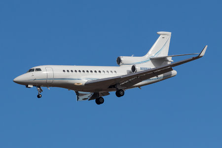 Dassault Falcon 7X - N888AR operated by TVPX AIircraft Solutions
