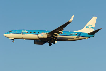 Boeing 737-800 - PH-BXM operated by KLM Royal Dutch Airlines