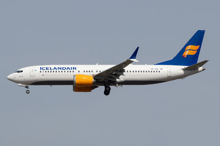 Boeing 737-8 MAX - TF-ICN operated by Icelandair