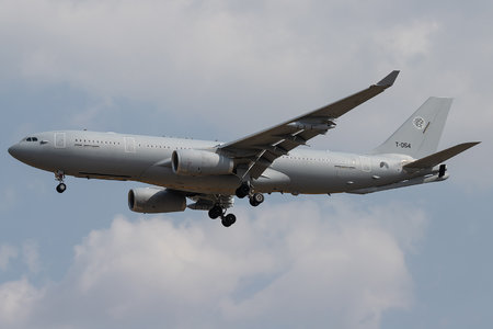 Airbus Military A330-243 MRTT - T-054 operated by Koninklijke Luchtmacht (Royal Netherlands Air Force)