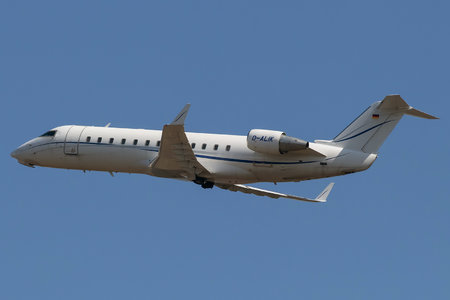 Bombardier Challenger 850 (CL-600-2B19) - D-ALIK operated by Private operator