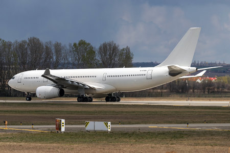 Airbus A330-243 - G-VYGK operated by AirTanker