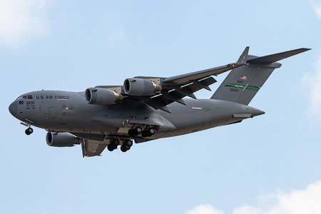 Boeing C-17A Globemaster III - 10-0219 operated by US Air Force (USAF)