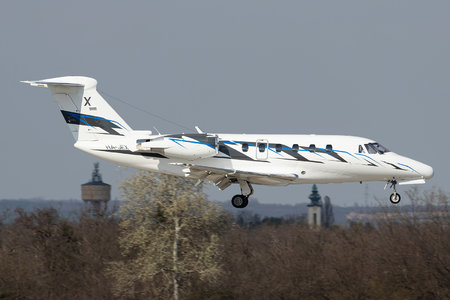 Cessna 650 Citation VI - HA-JEX operated by Jet-Stream Kft.
