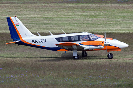 Piper PA-34-200 Seneca - HA-YCH operated by Fly-Coop