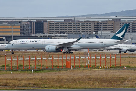 Airbus A350-1041 - B-LXI operated by Cathay Pacific Airways