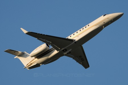 Embraer ERJ-135BJ Legacy - OK-SUN operated by ABS Jets