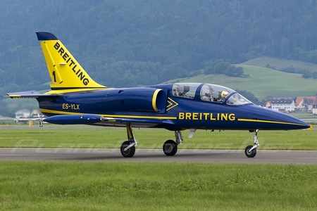 Aero L-39C Albatros - ES-YLX operated by Breitling Apache Jet Team
