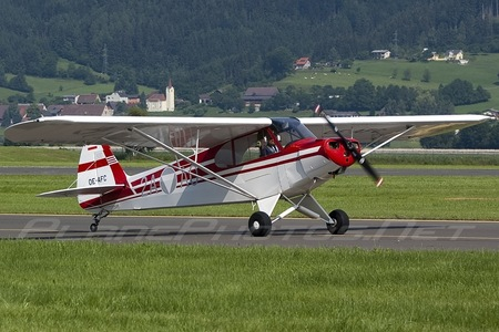 Piper PA-18-95 Super Cub - OE-AFC operated by Private operator