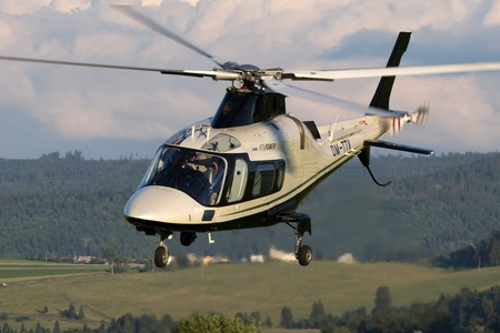 Agusta A109E Power - OM-TTV operated by Tatra Jet