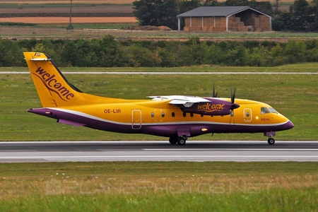 Dornier 328-110 - OE-LIR operated by Welcome Air