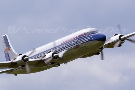 Douglas DC-6B - N996DM operated by The Flying Bulls