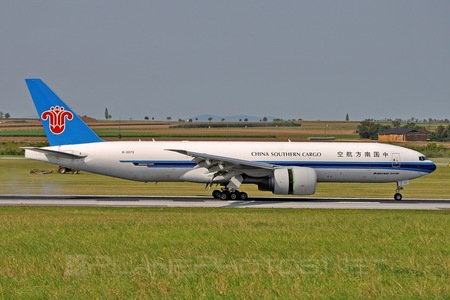 Boeing 777F - B-2073 operated by China Southern Cargo