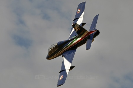 Aermacchi MB-339-A/PAN - MM54514 operated by Aeronautica Militare (Italian Air Force)