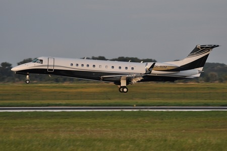 Embraer ERJ-135BJ Legacy - OK-ROM operated by ABS Jets