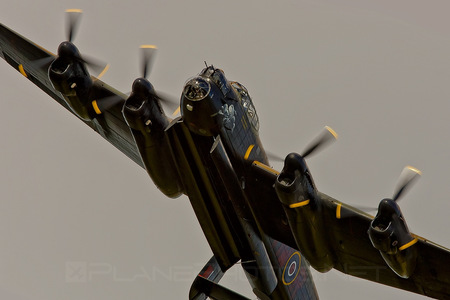 Avro Lancaster B.I - PA474 operated by United Kingdom - Battle of Britain Memorial Flight (BBMF)