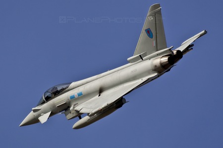 Eurofighter Typhoon FGR.4 - ZK325 operated by Royal Air Force (RAF)