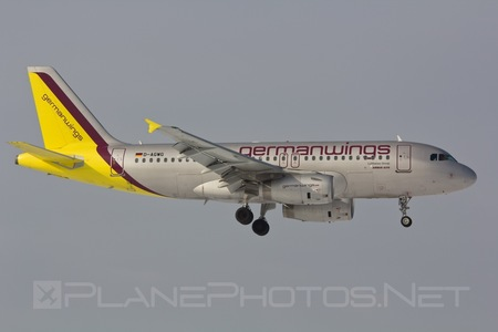 Airbus A319-132 - D-AGWG operated by Germanwings