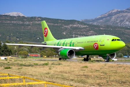 Airbus A310-304 - VP-BTJ operated by S7 Airlines