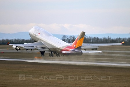 Boeing 747-400BDSF - HL7620 operated by Asiana Cargo