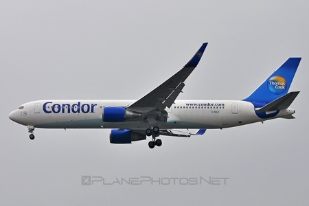 Boeing 767-300ER - G-DAJC operated by Condor