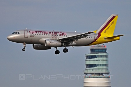 Airbus A319-132 - D-AGWH operated by Germanwings