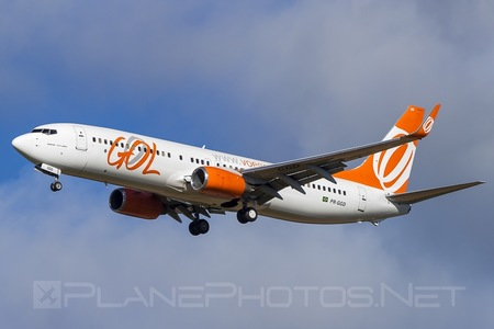 Boeing 737-800 - PR-GGD operated by GOL Linhas Aéreas Inteligentes