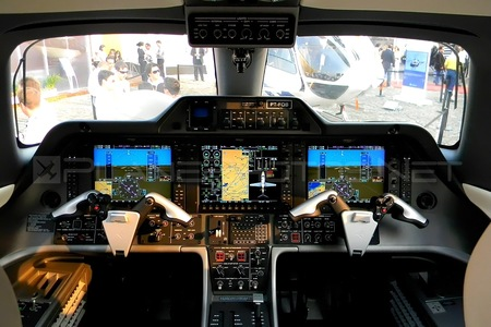 Embraer Phenom 100 (EMB-500) - PT-FQB operated by Embraer