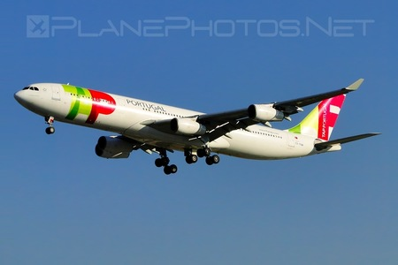 Airbus A340-312 - CS-TOB operated by TAP Portugal