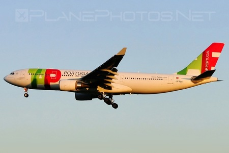Airbus A330-202 - CS-TOO operated by TAP Portugal