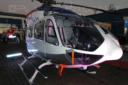 Eurocopter EC145 - PT-VVL operated by Private operator