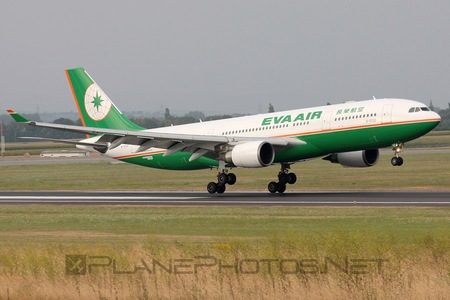 Airbus A330-203 - B-16312 operated by EVA Air