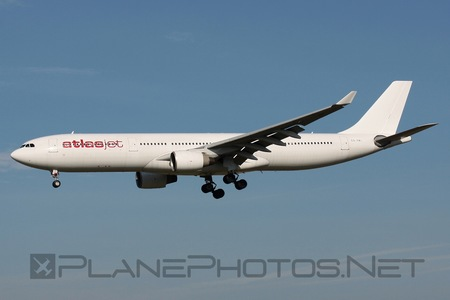 Airbus A330-322 - CS-TRI operated by Atlasjet