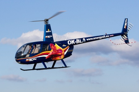 Robinson R44 Raven II - OK-BLA operated by Private operator