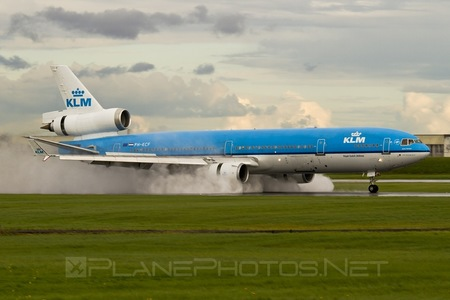 McDonnell Douglas MD-11 - PH-KCF operated by KLM Royal Dutch Airlines