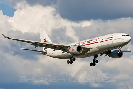 Airbus A330-202 - 7T-VJX operated by Air Algerie