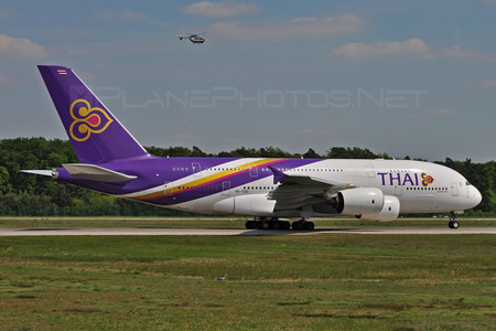 Airbus A380-841 - HS-TUD operated by Thai Airways