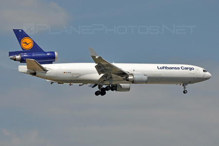 McDonnell Douglas MD-11F - D-ALCS operated by Lufthansa Cargo