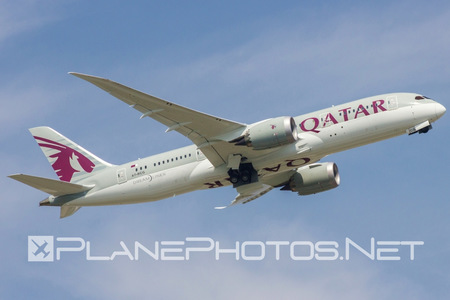 Boeing 787-8 Dreamliner - A7-BCG operated by Qatar Airways