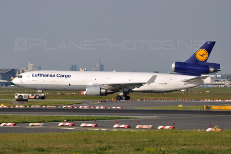 McDonnell Douglas MD-11F - D-ALCA operated by Lufthansa Cargo