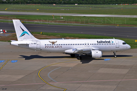 Airbus A320-211 - YL-BBC operated by Tailwind Airlines
