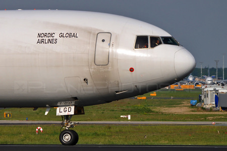 McDonnell Douglas MD-11F - OH-LGD operated by Nordic Global Airlines