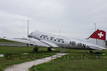 Douglas C-47 Skytrain - HB-IRN operated by Swissair