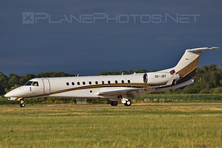 Embraer ERJ-135BJ Legacy 600 - OK-JNT operated by ABS Jets