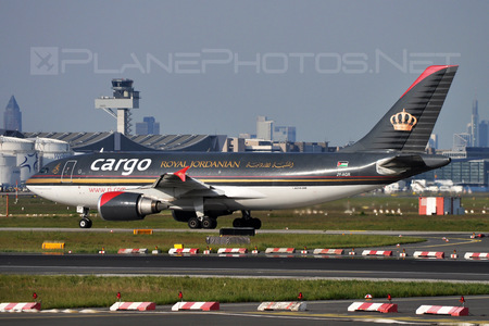 Airbus A310-304F - JY-AGR operated by Royal Jordanian Cargo