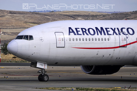 Boeing 777-200ER - N776AM operated by Aeroméxico