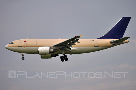 Airbus A310-308F - TC-SGM operated by ULS Airlines Cargo