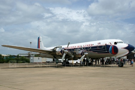 Douglas DC-7B - N836D operated by Historical Flight Foundation
